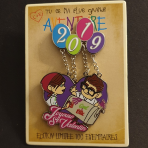 Up Carl and Ellie Mailbox pin