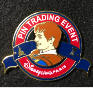 DLP Pin Trading Event Prince Floriant pin