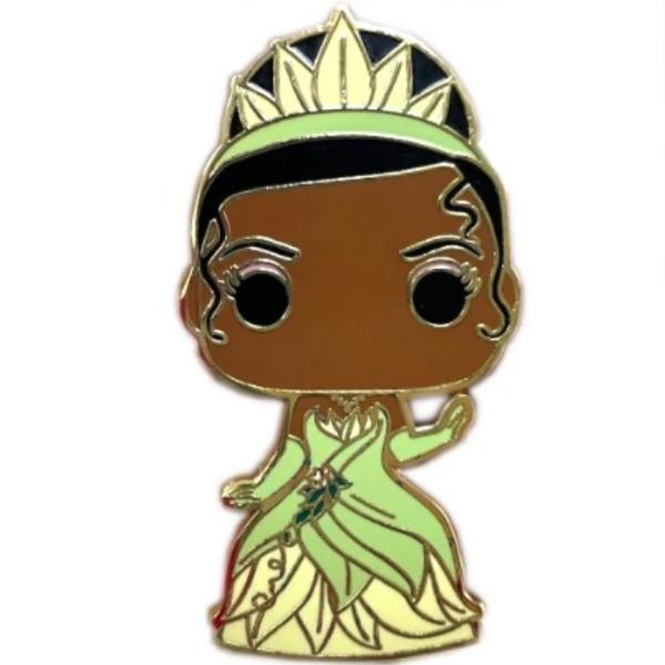 Tiana - Pop Princess Blind Box - Kraken Trade pin