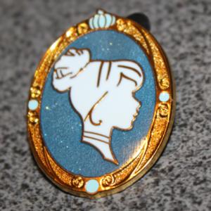 Princess Cameo Mystery Pin Set - Cinderella pin