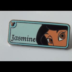 Jasmine Rearview mirror pin