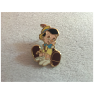 Toddler toys - Pinocchio pin
