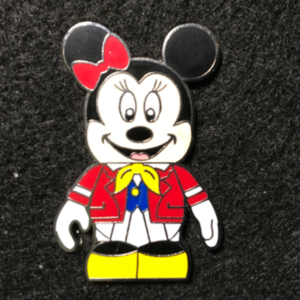 DCL Vinylmation Minnie Mystery pin
