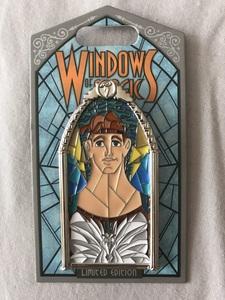 Hercules - Windows of Magic pin