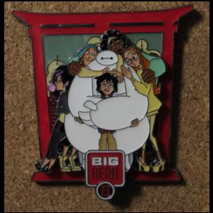 Pin Trading Fun Day - Big Hero 6 pin