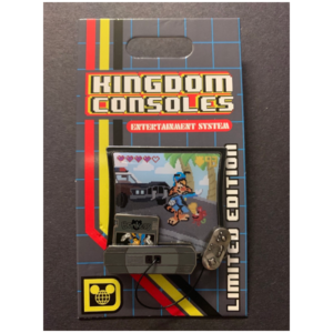 Bonkers kingdom consoles  pin