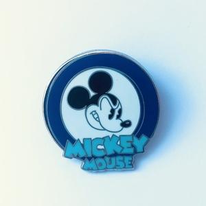 Oh Mickey! - Angry  pin