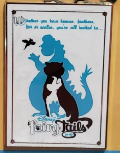 Poster - FairyTails Event pin