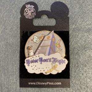 WDW/DLR - Peter Pan's Flight spinner pin pin