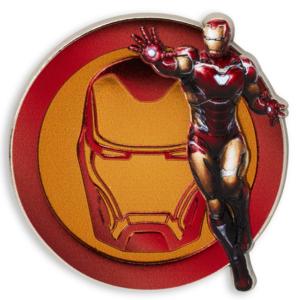 Iron Man- Marvel - logo pin pin