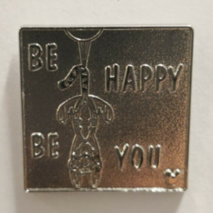 Be Happy - Hidden Mickey (Chaser) pin