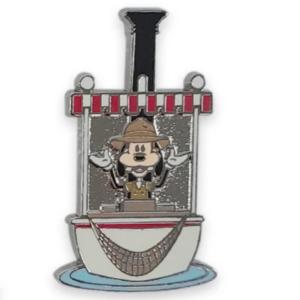 Goofy - Jungle Cruise - Disney Parks Mystery Pin Set by Jerrod Maruyama pin