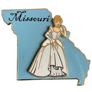 Missouri state Pin - State Characters pin