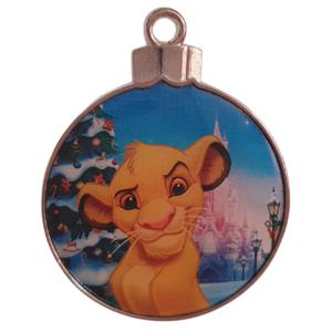 Simba Christmas Bauble - LE 1000 pin
