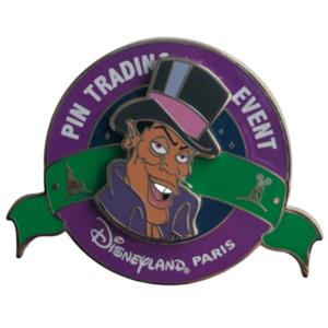 Dr Facilier DLP pin trading pin