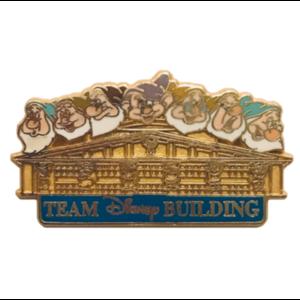 DS - 12 Months of Disney Magic -Disney Buildings - Team Disney Building pin