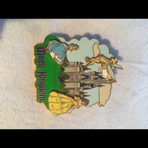 Walt Disney World build a pin personalised  pin