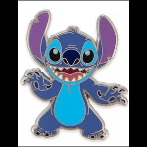 Smiling Stitch pin