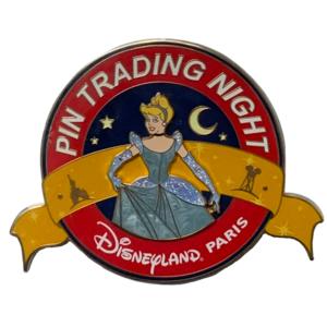 Jumbo Pin Trading Event Paris Cinderella  pin