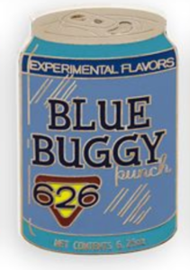 Blue Buggy punch pin