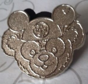 Duffy's Hats - Mickey Ears (Chaser) pin