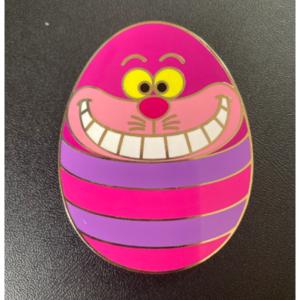 DLP - Cheshire Cat Easter Egg pin