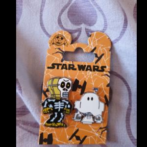 Star Wars 2012 pin  pin