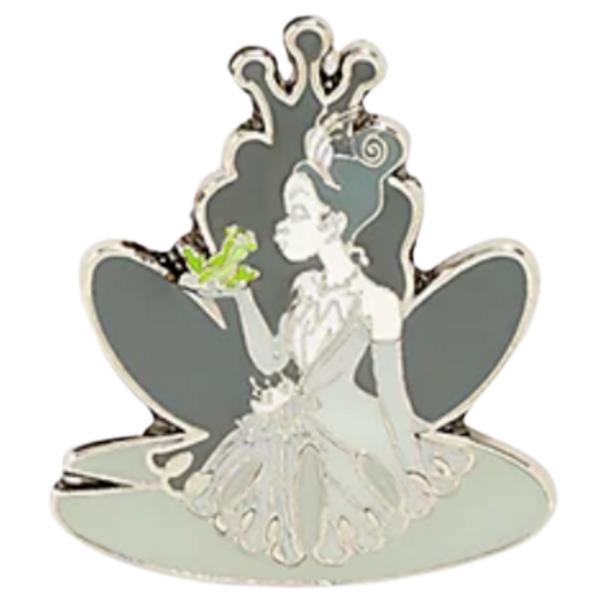 Tiana - Loungefly Disney Princesses Grayscale Moments Mystery Box pin