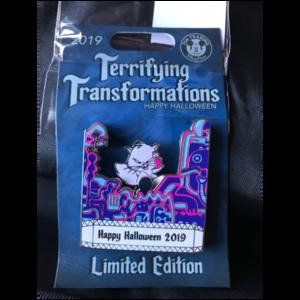 Yzma terrifying transformations pin