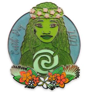 Te Fiti - Earth Day 2021 pin