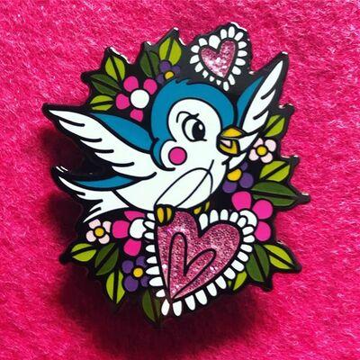 Win this amazing pin