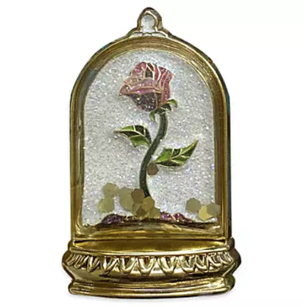 Enchanted Rose Flair Pin – Beauty and the Beast pin