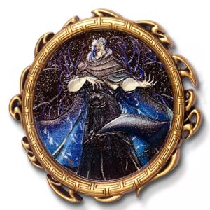 Disney Designer Collection Hades pin