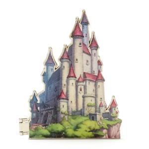 Snow White Castle pin