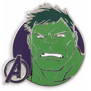 Hulk Avengers Assemble pin