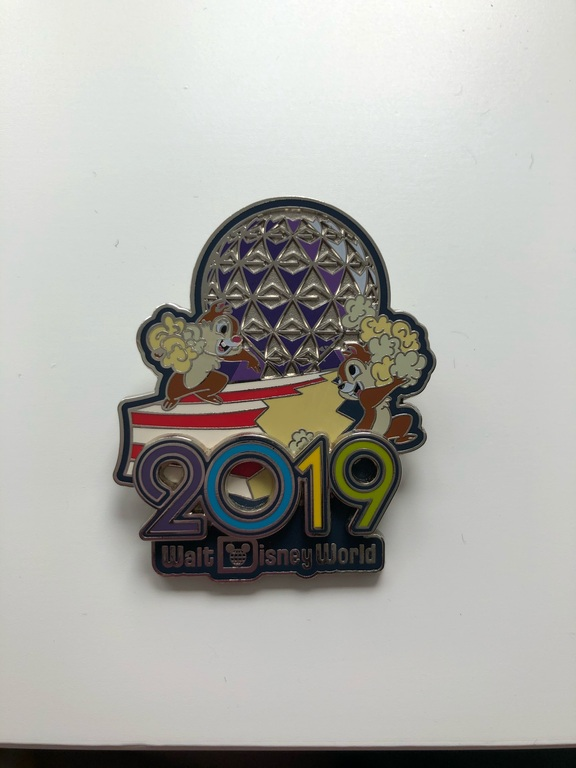 The Chip and Dale pin!