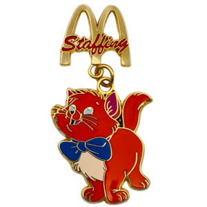 McDonald's Staffing - Toulouse pin