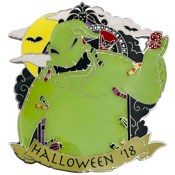 Oogie Boogie - Villains Halloween 2018 - WDI pin