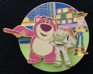 DSSH - Beloved Tales - Toy Story 3 Surprise pin
