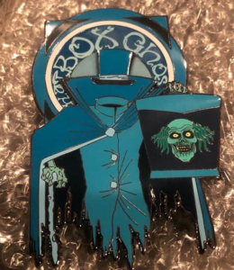Hooks Pins Hatbox Ghost pin