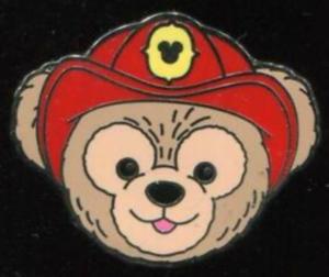Duffy's Hats - Fireman pin