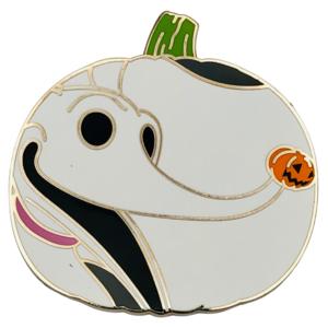 Zero - Nightmare Before Christmas Pumpkin Series pin
