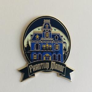 Phantom Manor view pin