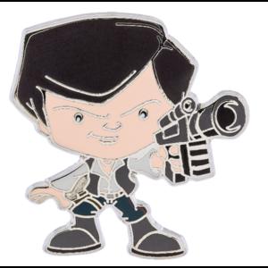 Han Solo cute pin