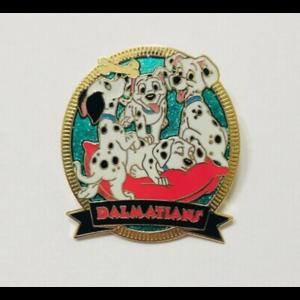 101 Dalmatian Sparkle Pin JDS pin
