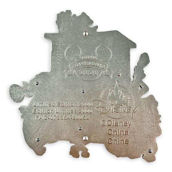 Aristocats 50th anniversary jumbo pin
