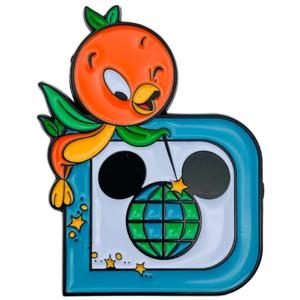 Orange Bird - Florida's Fab Five - D23 Gold Member 2021 Membership collection pin