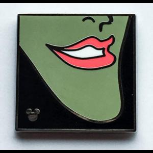 Maleficent Chin pin
