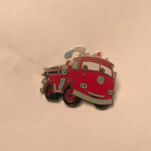 Red the fire truck - Cars pin