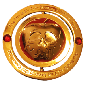 Enchanted Emblems - Snow White and the Seven Dwarfs pin